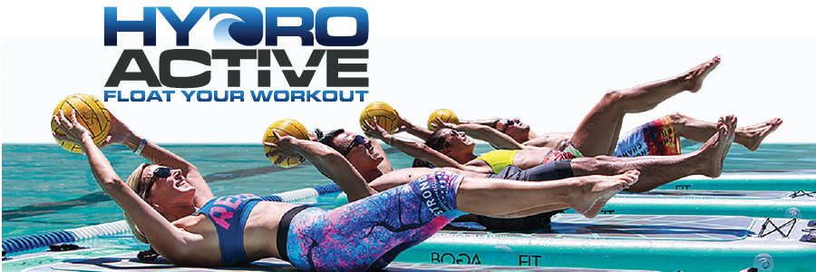 Hydro Active Aquatic Fitness Paddleboarding Surfing